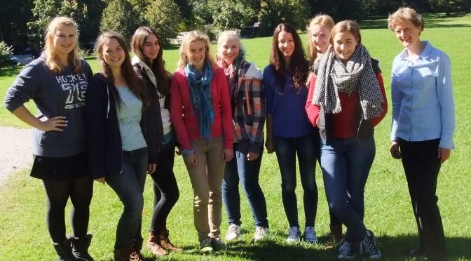 Seminarfahrt in den Nationalpark Gesäuse